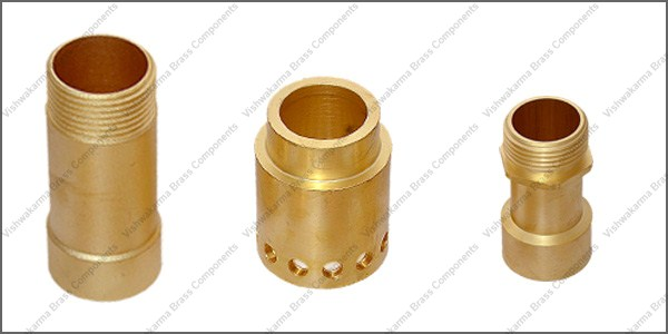 Brass Forged Component 02