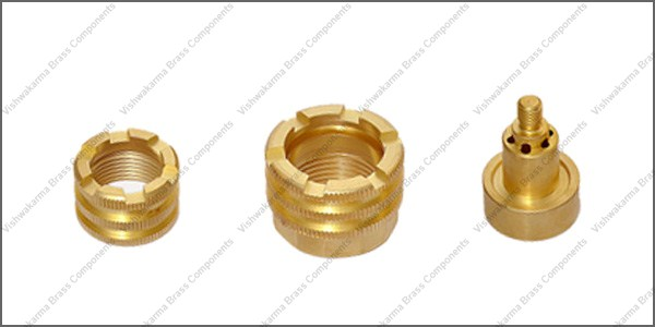 Brass Forged Component 03
