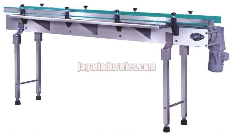 Double Slat Chain Conveyor