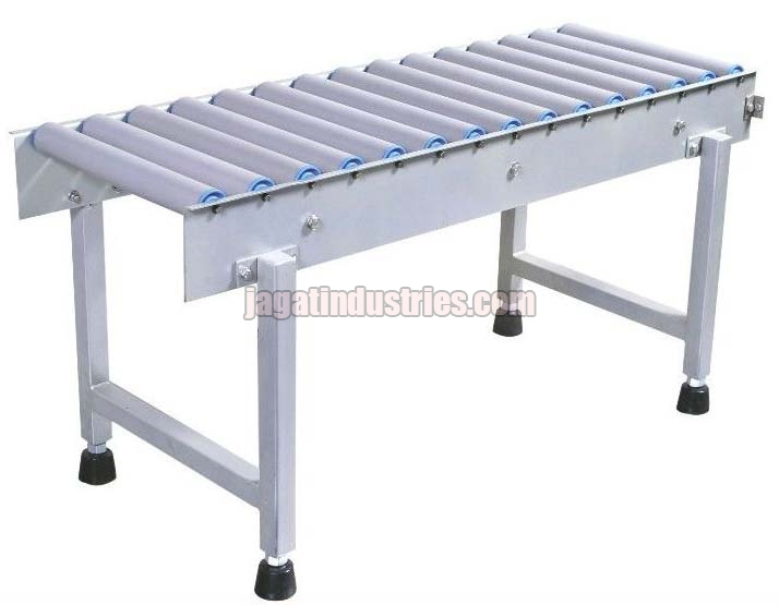 Semi Automatic Gravity Roller Conveyor