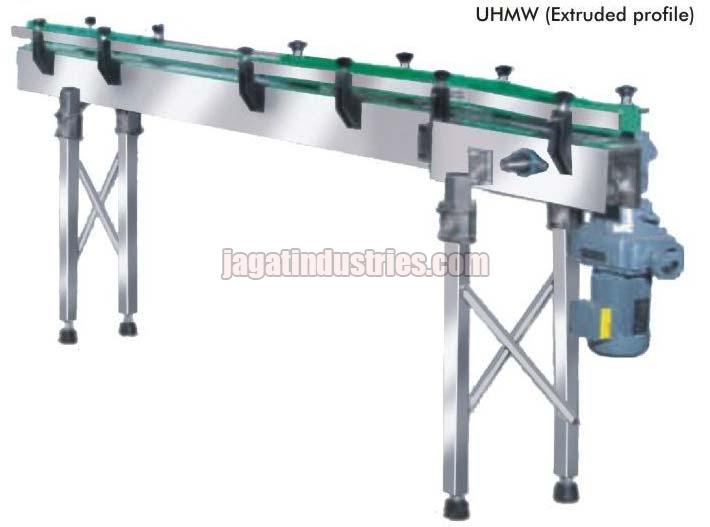 Single Slat Chain Conveyor