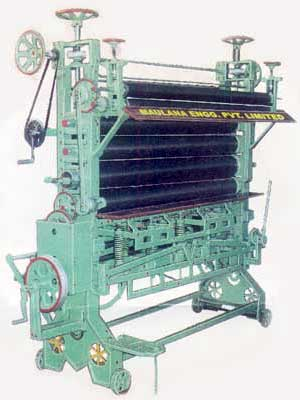 Calender Machine