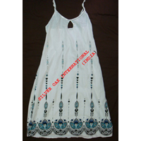 Ladies Printed Dress