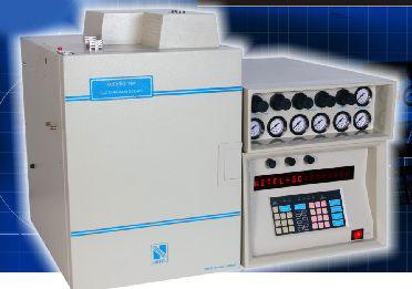 Microprocessor Based Gas Chromatograph