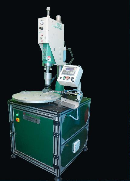 Rotary Table & Converised Automatic Plastic Welder