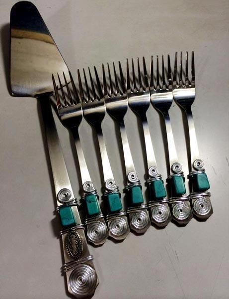 Steel Forks