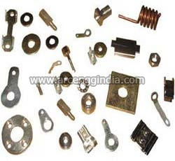 Automobile Press Components