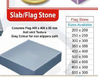 Flagstone Moulds