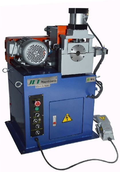 JE-80 AC Semi Automatic Pipe And Tube Deburring Machine 03