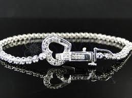 Ladies Diamond Bracelets