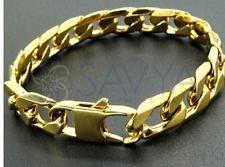 Mens Gold Bracelets