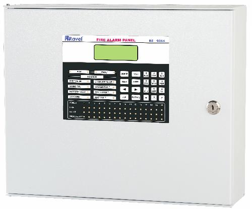 12 To 128 Zones Fire Alarm Control Panel