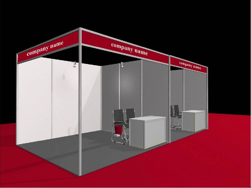 Exhibition Stall 01