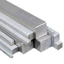 Bright Steel Square Bars