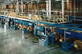 Corrugated Paper Machine