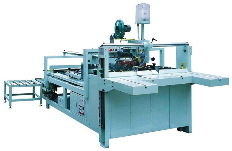 Semi Automatic Folder Gluer Machine