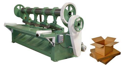 BOXMAC Eccentric Slotter Machine