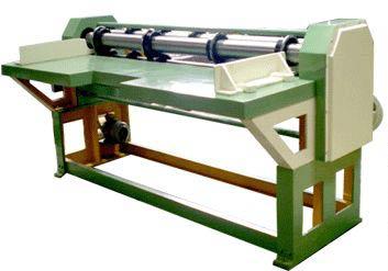 Four Bar Rotary Cutting & Creasing Machine