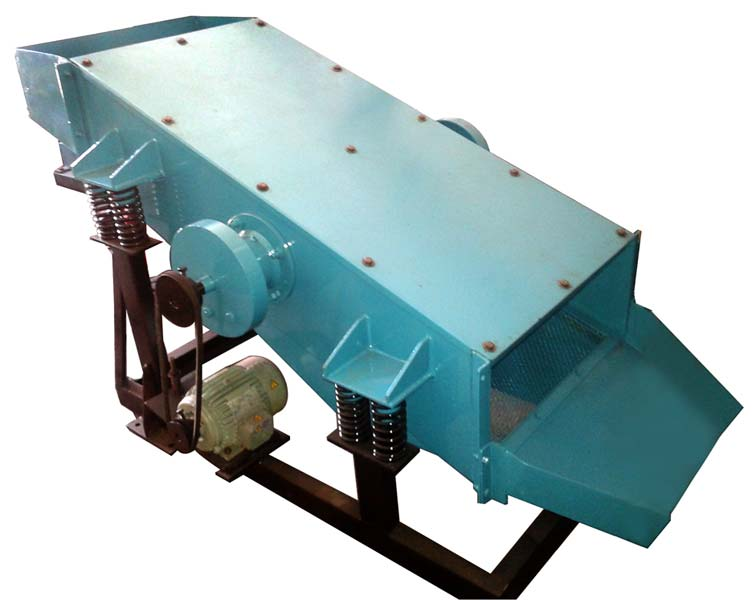Rectangular Screening Machine