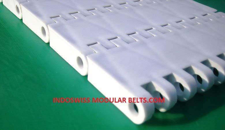 Straight Plastic Modular Conveyor Belts (ISMB-50)