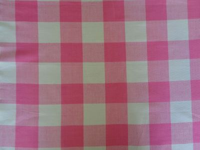 CHK-001 - 100% Cotton Yarn Dyed Woven Check Fabric