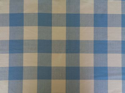 CHK-002 - 100% Cotton Yarn Dyed Woven Check Fabric