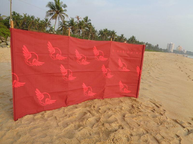 WBK -002 Beach Windbreak