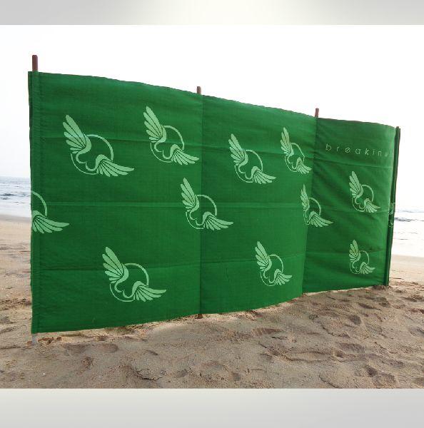 WBK -003 Beach Windbreak
