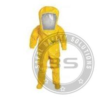 Tychem-C Suit