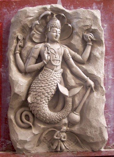 Stone Mural