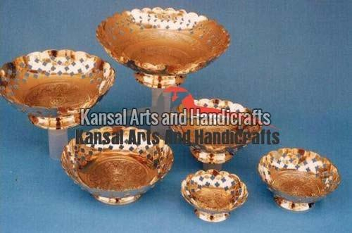 Copper Bowl Set