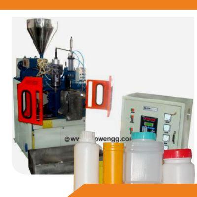 500ml. Plastic Blow Molding Machine