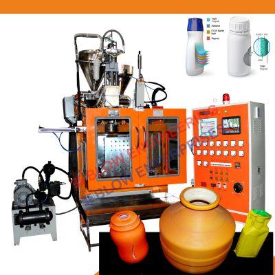 Co-Extrusion Plastic Blow Molding Machine
