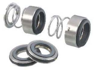 Conical Spring Shaft Seals