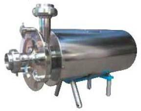Stainless Steel Milk Pump