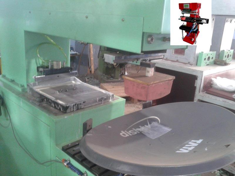 Satellite Dish Antenna Printing Machine