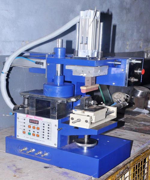 Rotary Pad Printing Machines