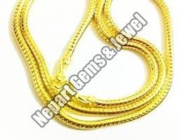 24 Karat Gold Chains