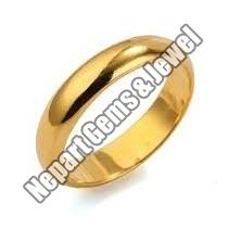 24 Karat Gold Ring