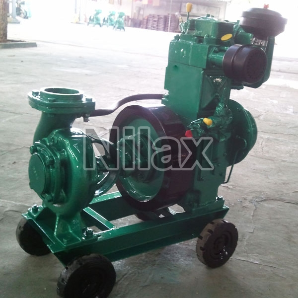Petter Type Diesel Engine (Water Cooled 4x4)