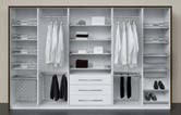 Wardrobe Interiors Fitting System