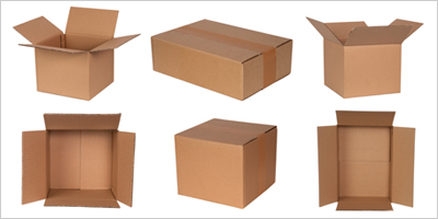 Non Printed Corrugated Boxes Manufacturer Supplier in Udham