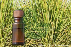 Natural Geraniol Ex Palmarosa Oil