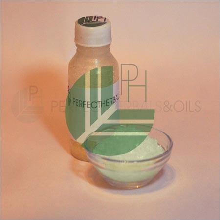 Natural Thymol Crystals Ex Ajwain Oil