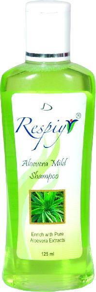 Respiyr Aloevera Mild Shampoo