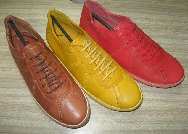 Colored Shoes