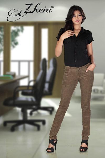 Womens Cotton Pants