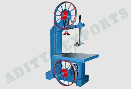 Channel Vertical Bandsaw Machine