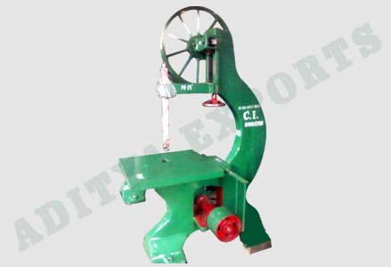 CI Vertical Bandsaw Machine
