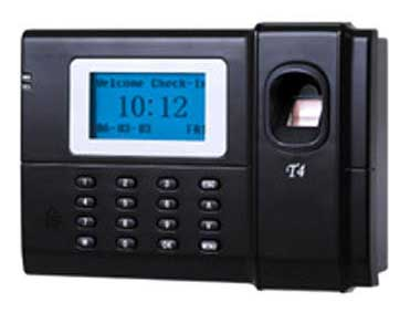 Biometric Time Attendance Recorder